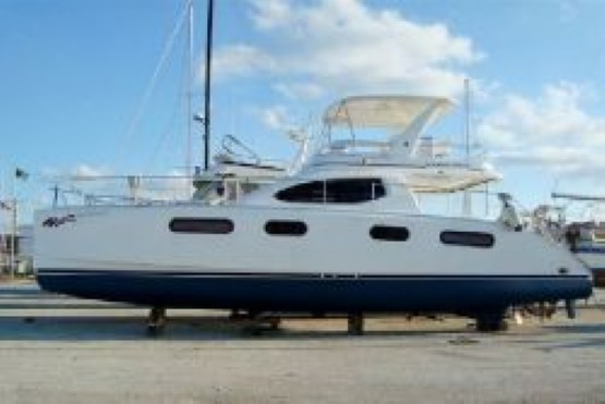 Preowned Power Catamarans for Sale 2007 Leopard 47 Additional Information